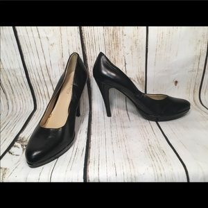 Nine West Black High Heels Size 7M